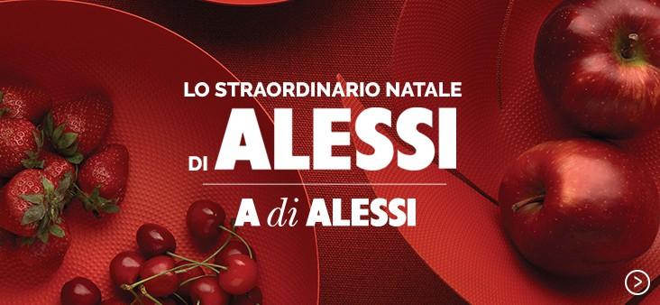 Lo straordinario Natale di Alessi e A di Alessi