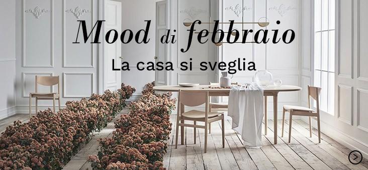Mood di febbraio : La casa si sveglia