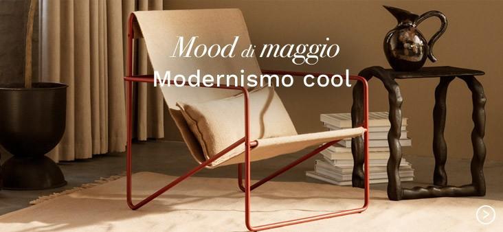 Mood di maggio: Modernismo cool
