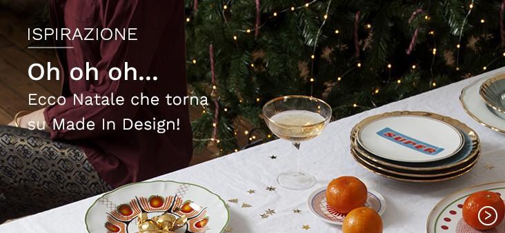 Ecco Natale che torna su Made In Design!