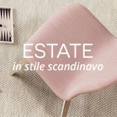 Estate in stile scandinavo