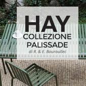HAY / Palissade : Par Ronan & Erwan Bouroullec