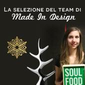 La selezione del team di Made In Design