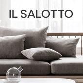 IL SALOTTO - Un allestimento stanza per stanza