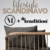 Menu & And Tradition: Lifestyle scandinavo